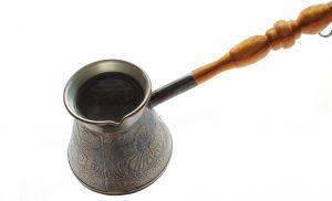 ジェズベ トルココーヒーを淹れる道具
