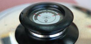 長年愛用してきたAMCの圧力鍋