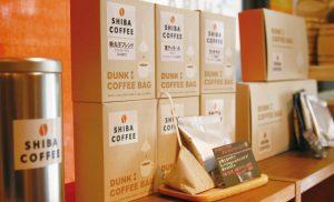 SHIBACOFFEE ドリップコーヒーバッグ
