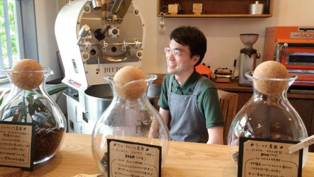 Cafe Blanco 井口 直之さま