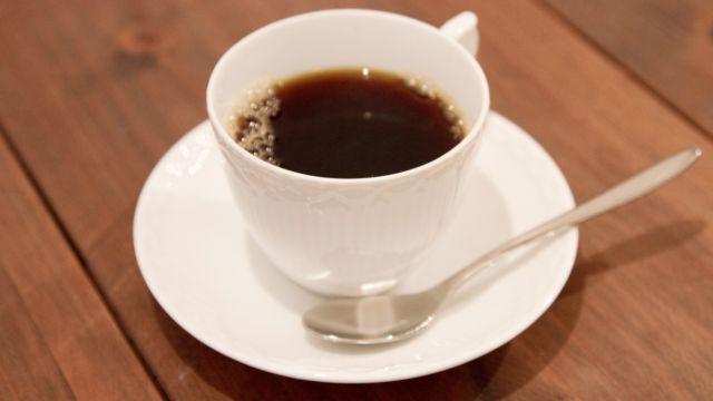 Cafe Blancoさん コーヒー