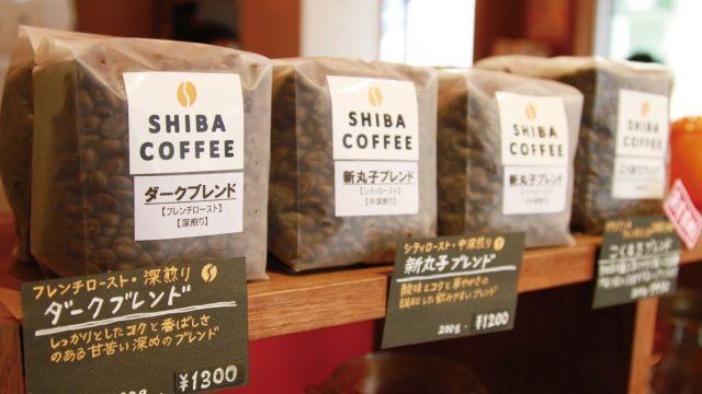 SHIBACOFFEEさんの焙煎コーヒー豆
