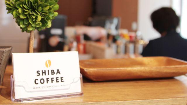 SHIBACOFFEEショップカード